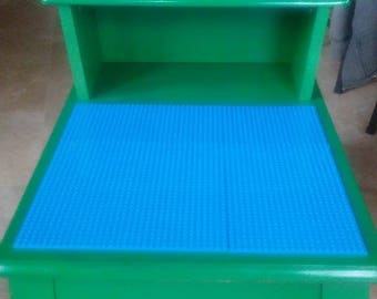 Boys and Girls Lego compatible  tables