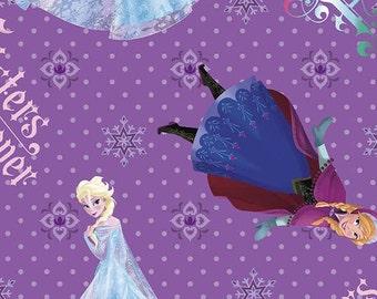 Disney Frozen Sisters Forever Character Toss