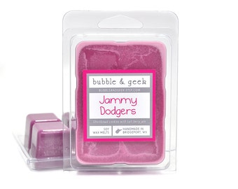 Jammy Dodgers Scented Soy Wax Tart Melts