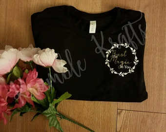 Trust the Magic In You ~ T-Shirt ~ Women ~ Inspire ~ Self Love ~ Love Yourself
