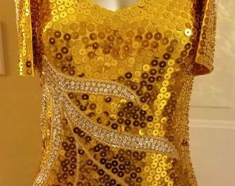 Filipiniana gown size S M L or XL