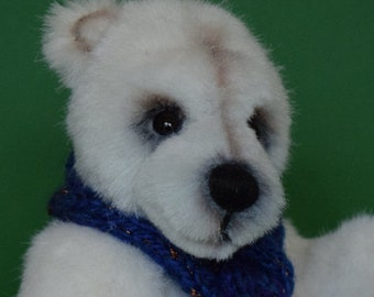 "OOAK Artist Bear "" Pebble"""