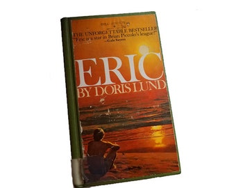 Eric - Doris Lund, leukemia, pediatric cancer diagnosis, life &  death, biography, high school sports, athlete, courage, book for teen