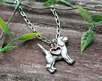 Beagle Necklace, Beagle Jewelry