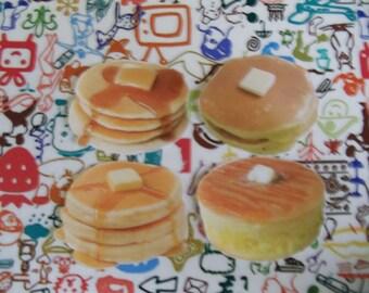 Pancake Sticker Set