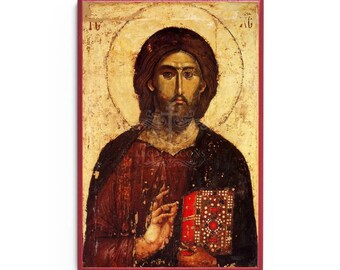 Christ Pantocrator (Hilander) Icon