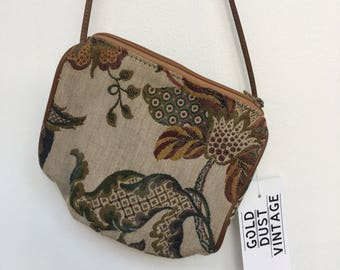 Small Simple Tapestry Bag