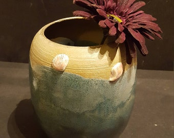 Hawaiian Shores Collection - Large Vase