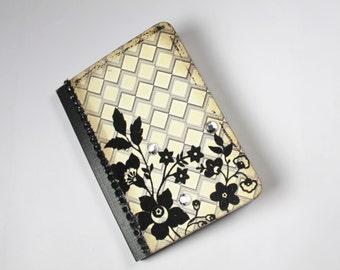 Mini,Journal ,Pocket Book, Altered Mini Notebook, Notebook, Journal, Writing Journal, Stationary, Booklet, Mini Notebook