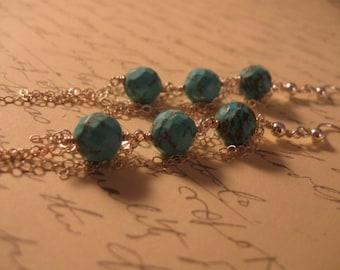 Gemstone Dangle Earrings,silver earrings,gemstone earrings,dangle earrings,drop earrings,terra jasper earrings,gemstone,earrings,aqua