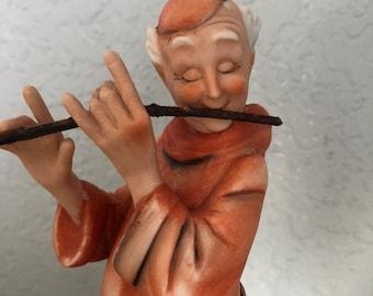 Wonderful Vintage Monk Figurine