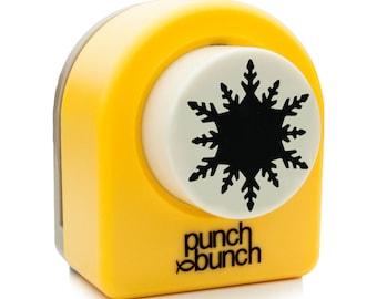 Alpine Snowflake Punch - Large
