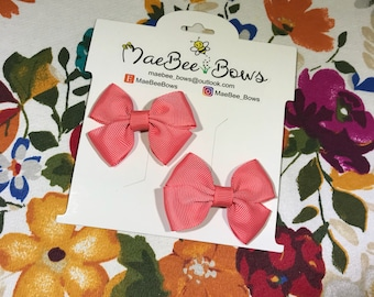 Watermelon (pink) bows