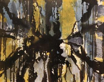 Half Moon Rendezvous Original Oil Painting