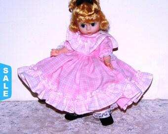 """1988 Madame Alexander 8"""" Amy Little Women Series 405"""