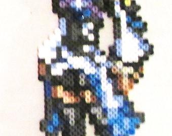 Kingdom Hearts Perler Sprites
