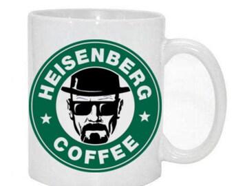 Breaking Bad - Heisenberg  - Coffee - Mug