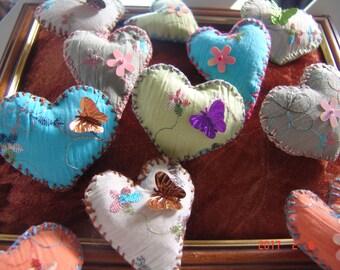 Καρφίτσα Flower Love / Butterfly Love Brooch