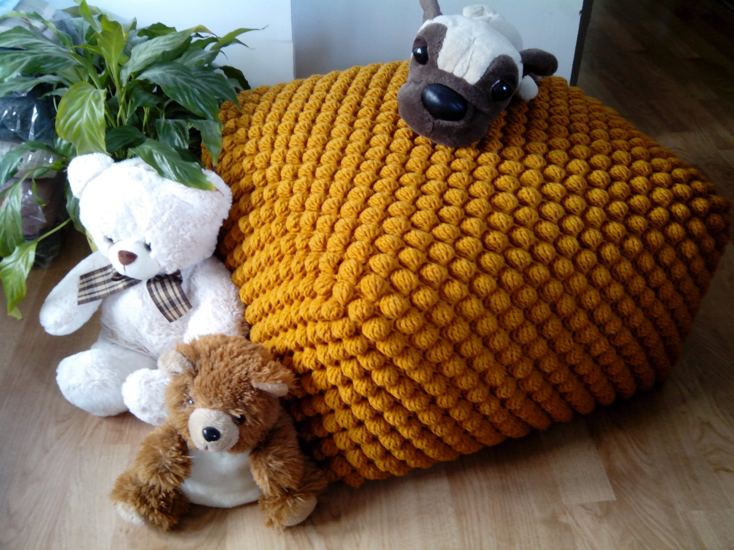 to pouf pertaining knit ottoman ideas target knitted