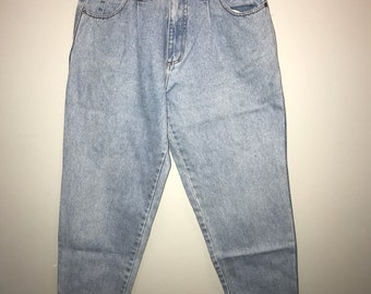 Vintage Light Wash Jeans / size 9/10 / by The Beverly Hills Denim Company