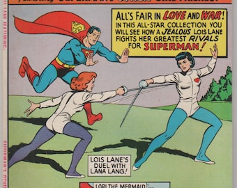 Lori lemaris etsy 80 page giant lois lane vol 1 14 silver age comic book thecheapjerseys Gallery