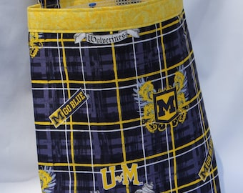 University of Michigan Carbage Bag