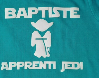 Name choice jedi apprentice T-shirt