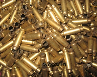 5.7 FN  (7.62X28) Brass Casings (250) +