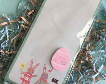 Easter Bunny Note Pads