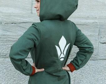 PROTOTYPE SALE! Tekkadan cosplay hoodie inspired by Gundam Iron-Blooded Orphans