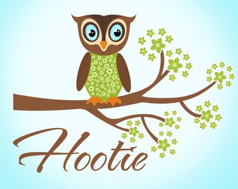 Owl Logo, Premade Logo, Photography Logo, Business Logo, Logo, Branch Logo, Leaf Logo, Tree Logo, Flower, Watermark Logo, .