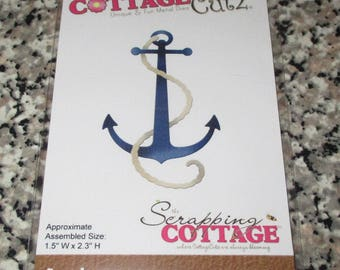 Cottage Cutz, Anchor Die