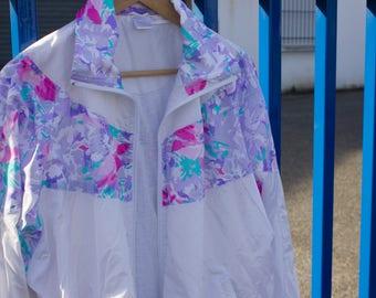 Floral jacket