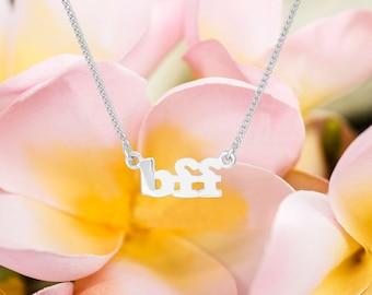 BFF Necklace, Friendship Necklace