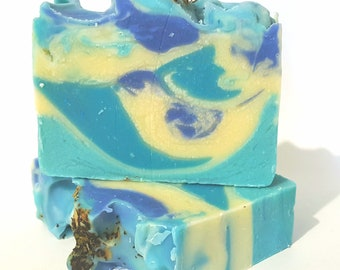 Lemongrass Sass Artisian Soap