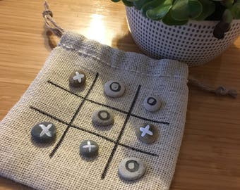Noughts & Crosses bag set