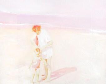 Pink Beach Days