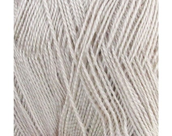 Soft Bamboo Tencel Fine Yarn - 4/08 Skeins - 21 Beige