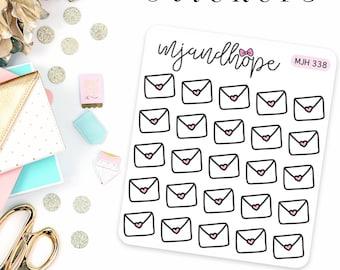 Mail Stickers | MJH 338