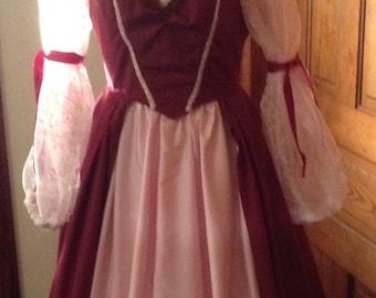 Medieval/Renaissance/Fantasy Ladies Dress