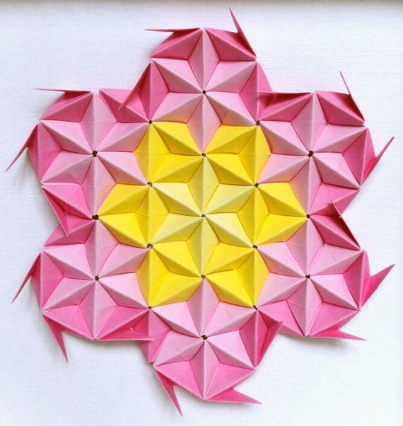 Origami Wall Art - The Best Wall Of 20178
