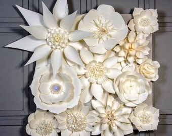 giant paper flower backdrop large paper flowers wedding backdrop wall decorations photography prop paper flower wall unique flower prop