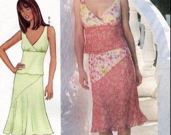 Butterick - Nicole Miller -  Misses' Top & Skirt Pattern -  3149 -  Size 12-16 Uncut