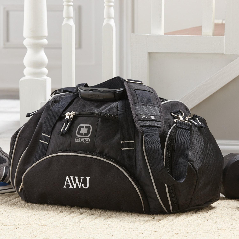Ogio Gym Bag With Separate Shoe Compartment E249 1105 Free