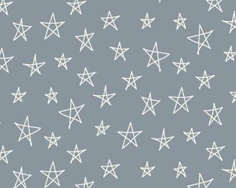 170191 Grey Stars Notepad by Another Point of View Collection In Geometric