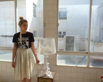 Skirt MIDI Sailor 50s Vintage