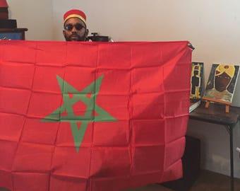 Moorish Flags