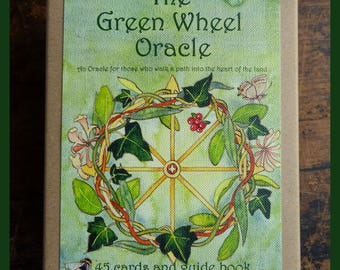 The Green Wheel Oracle Set