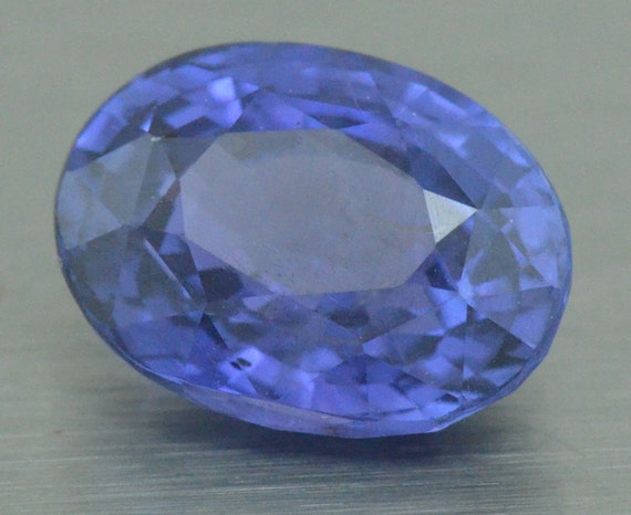sapphire cushion product blue gem loose cornflower cut