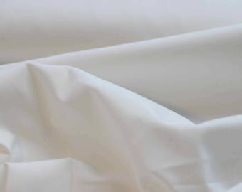 Cotton Poplin Fabric Made with 100% Organic Cotton
